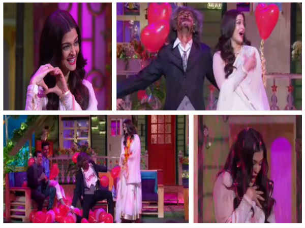 Don't Miss! The Kapil Sharma Show: Sunil Grover's 'Crazy' Love For Aishwarya Rai Will Make You LOL