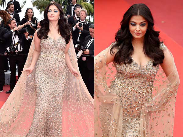Aishwarya Rai Baby Bump At Cannes Sparks Pregnancy Rumours