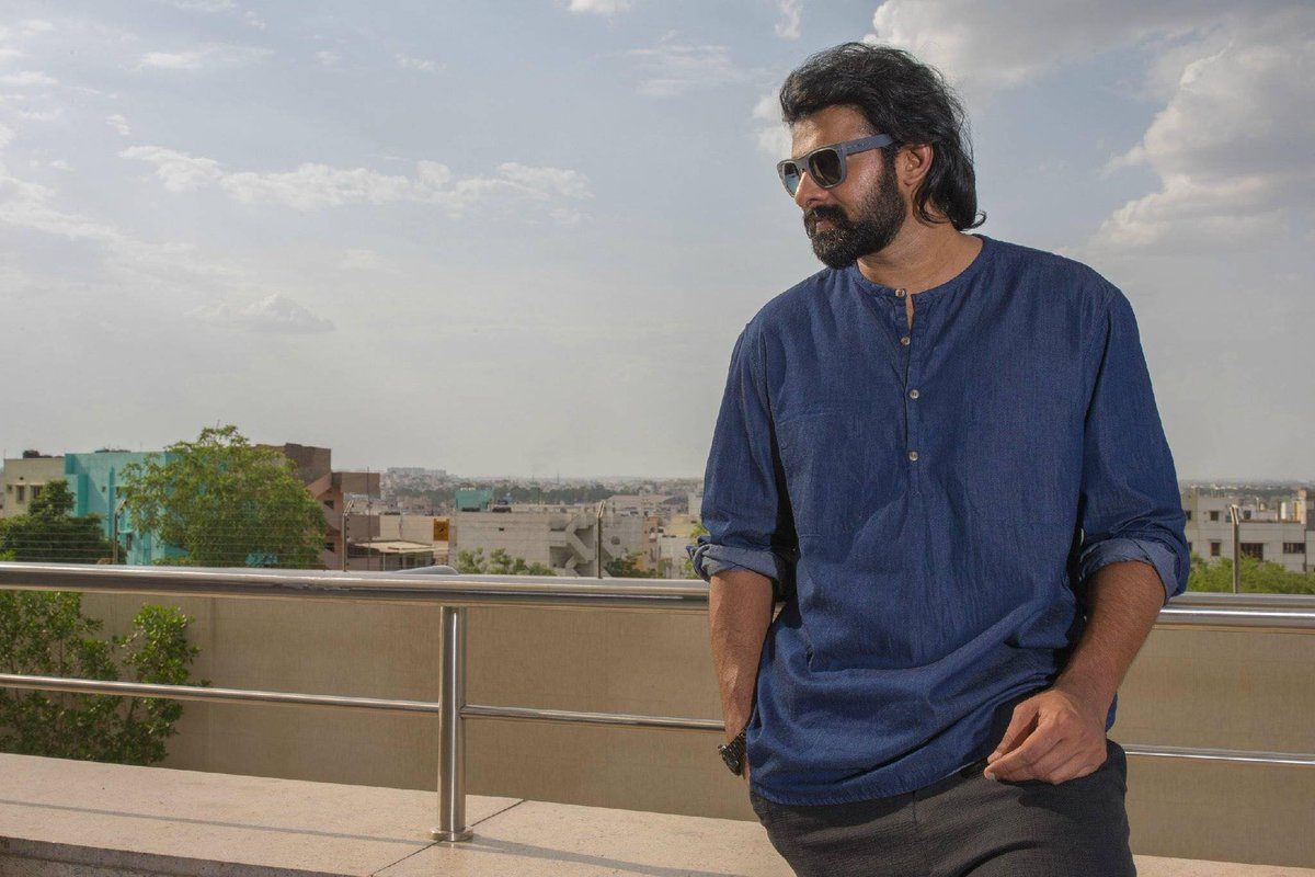Stylish Prabhas Hq Wallpaper In Rebel: Prabhas' New Clicks Will Make You Miss Him More!