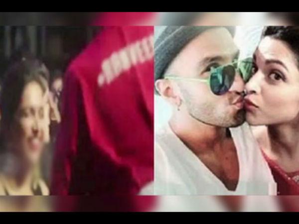 Shahid Kapoor And Katrina Kaif Kissing Deepika On Ranveer Kis...