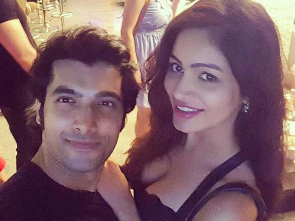 Sharad Malhotra Makes His Debut Public Appearance With ...