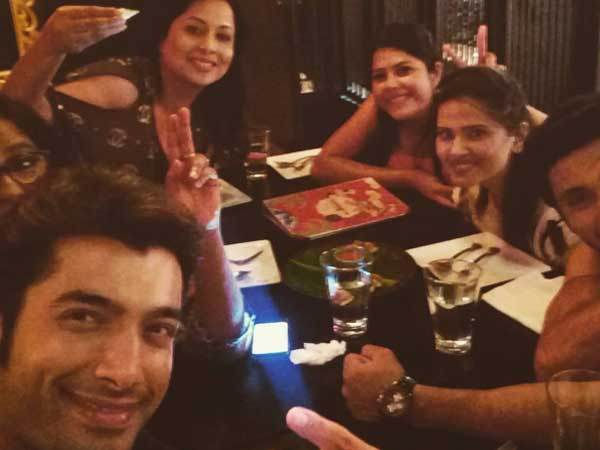 Whoa! Sharad, Kratika And The Starcast Of Kasam Are ...