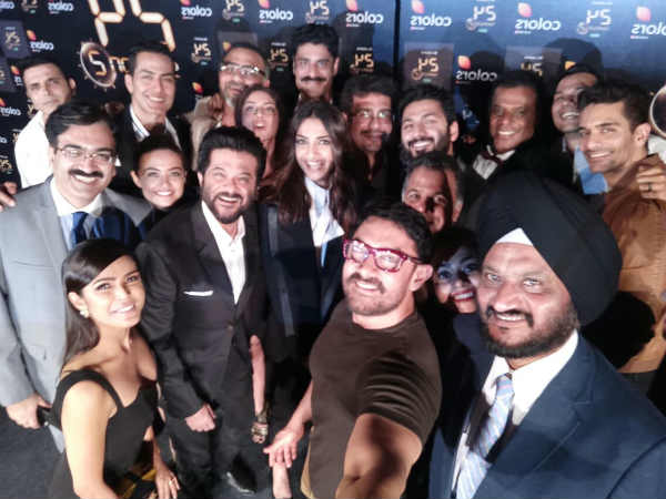 24 Season 2: Anil Kapoor, Aamir Khan, Sonam Kapoor & Others Walk The Black Carpet