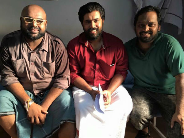 Nivin Pauly-Sidhartha Siva Movie