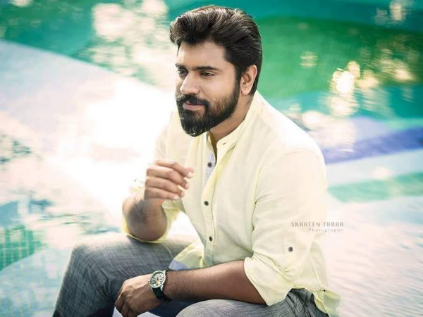 Image result for nivin pauly beard