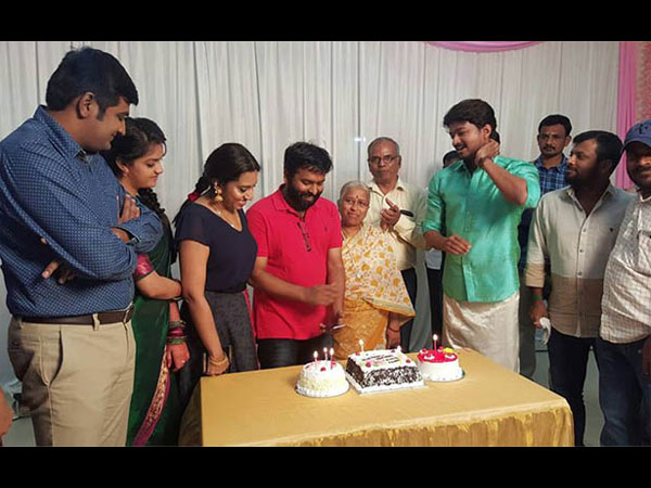 Vijay Birthday Photos