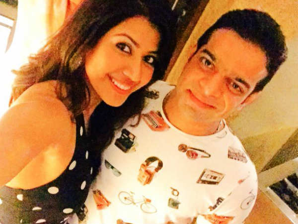Here Is How Karan Patel Surprised His Wife Ankita Bhargava
