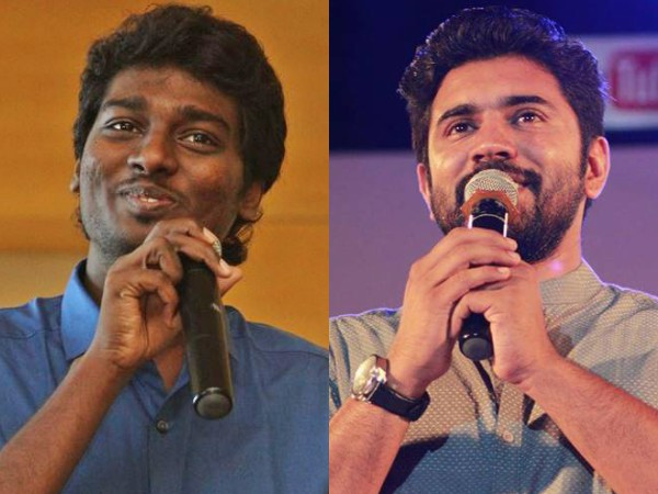 CONFIRMED: Atlee Has No Plans To Direct Nivin Pauly!
