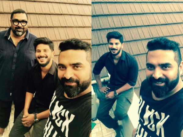 Dulquer Salmaan Turns Singer Once Again?