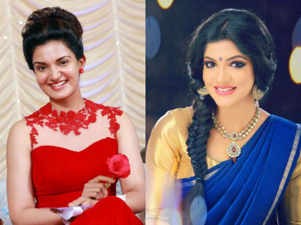 Aparna Balamurali To Replace Honey Rose In Sarvopari Palakkaran!