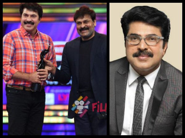 Pics! 12 Times Mammootty Won The Best Actor Trophy At The Filmfare Awards!
