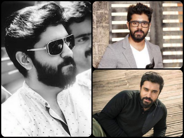 In Pics! Nivin Pauly, The Man Who Reinvented The Beard Trend!
