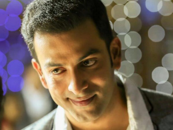 Prithviraj Gearing Up For A Romantic Tale To Be Shot In Europe!