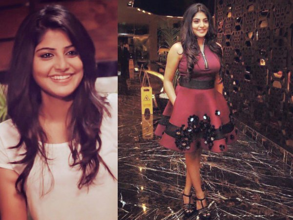 Pics! Manjima Mohan Looks Dazzling In Her New Makeover!