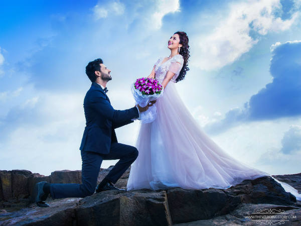 divyankavivekpreweddingphotoshoot 28 1467125998 - Royal Wedding Studio