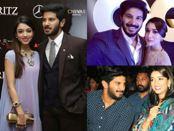 IN PICS: Dulquer Salmaan & Amaal Sufiya Dazzle At GQ Best Dressed Men 2016
