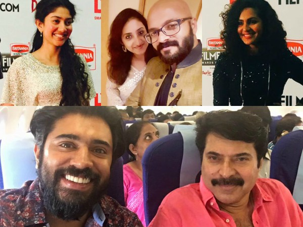 63rd Britannia Filmfare Awards South: Malayalam Winners List & Pictures
