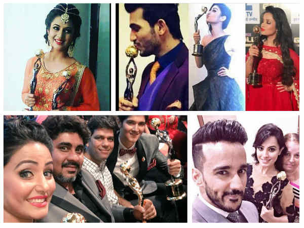 Gold Awards 2016: Naagin, YHM, YRKKH Shine; Complete List Of Winners [PICS]