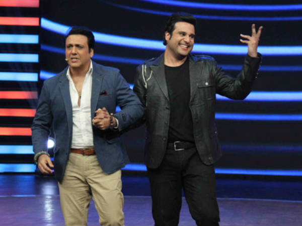 The Kapil Sharma Show Effect! Krushna Abhishek Apologises To Govinda!