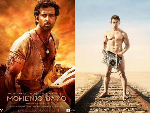 Hrithik Roshan Will Compete With Aamir Khan On Mohenjo Daro!