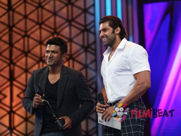 63rd filmfare awards south