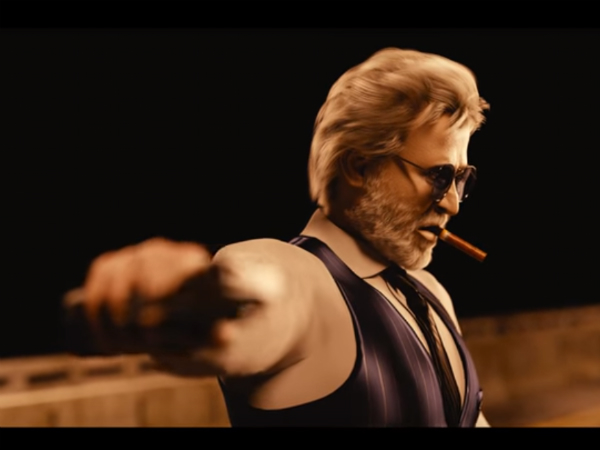 Rajinikanth In Kabali Trailer