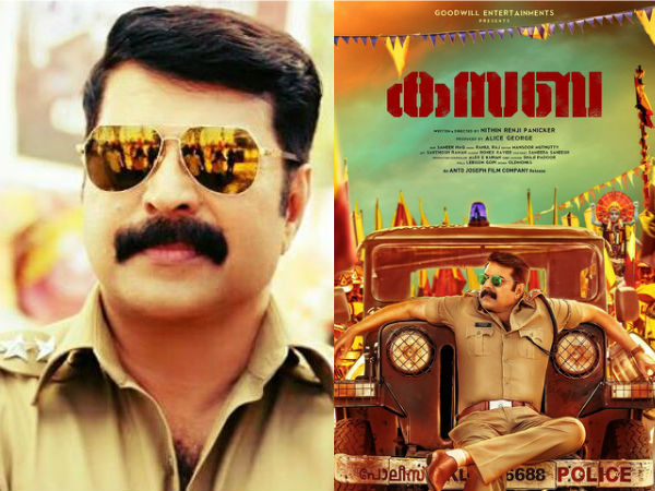 Kasaba To Be Mammootty's Biggest Release Ever?