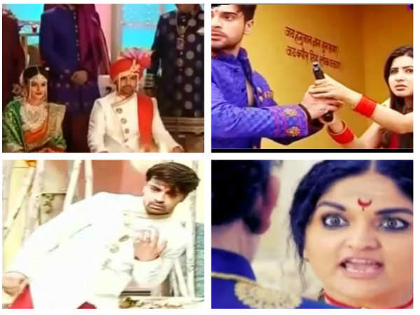 Big Revelation In Krishnadasi; Aryan Marries Purva; Gets Shot! [PICS]