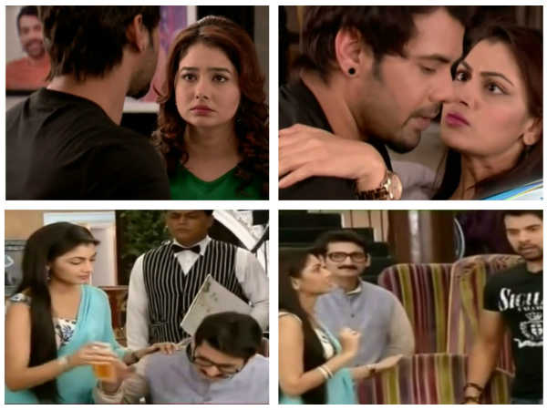 Kumkum Bhagya: Champak Enters Mehra House; Abhi Jealous; Pragya To Teach Champak A Lesson!