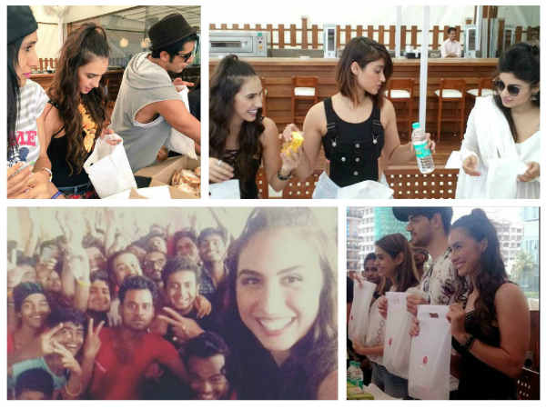 Check Out How Lauren Gottlieb Celebrated Her Birthday…
