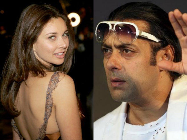Lisa Ray Reacts To Salman Khan's Raped Woman Comment