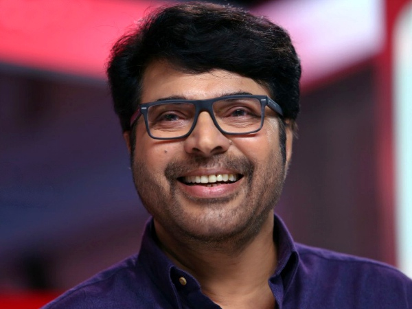 Mammootty Is Excited!
