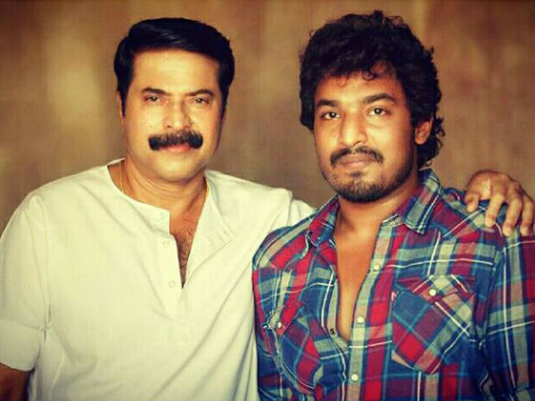 Nithin Renji Panicker Is Different, Says Mammootty