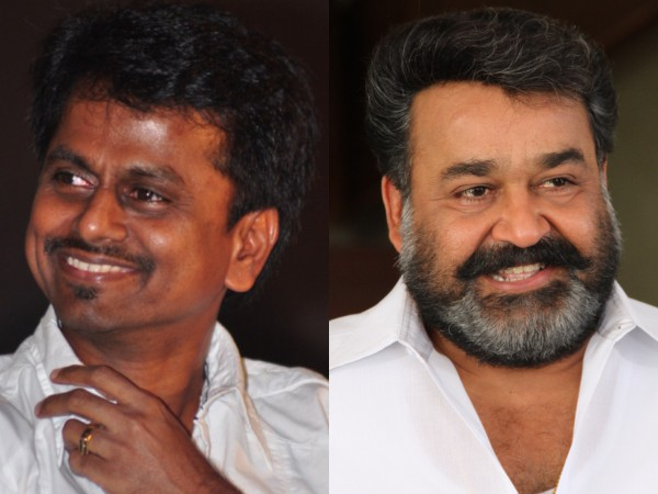 WOW! Mohanlal To Team Up With AR Murugadoss?