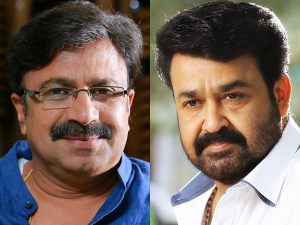 Mohanlal Inspired Me To Make A Comeback: Siddique