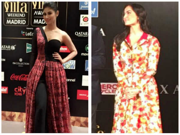 PICS: Mouni Roy & Elli Avram Look Gorgeous At IIFA 2016 Press Conference