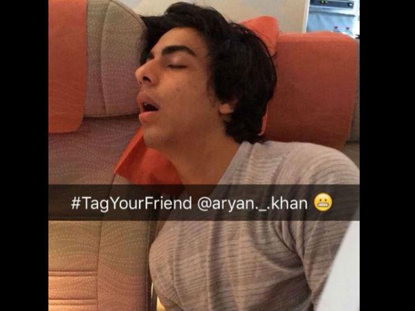 Navya naveli aryan khan