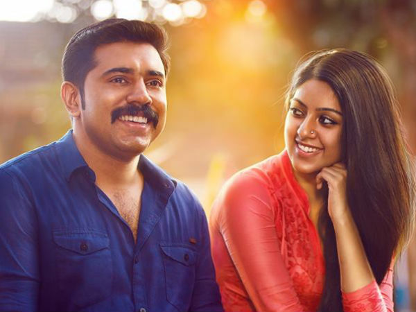 Nivin Pauly Is A Reserved Person, Says Anu Emmanuel