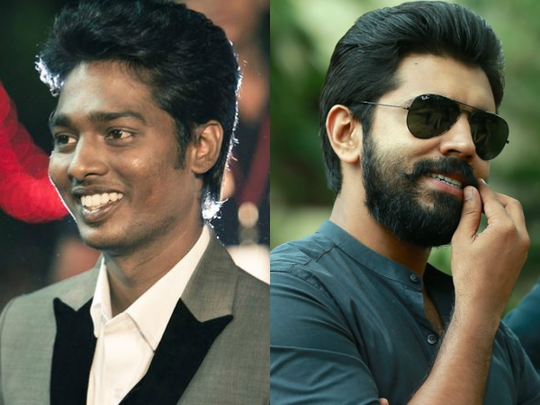 WOW! Nivin Pauly In 'Theri' Director Atlee's Next?