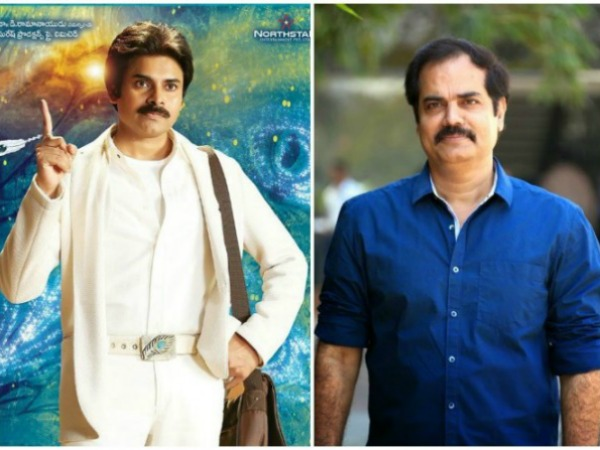 Pawan Kalyan film: SJ Suryah out, another director in