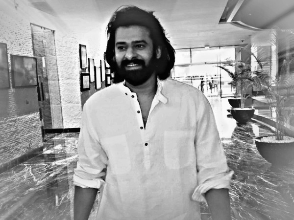Here's What Baahubali Prabhas Is Up To!