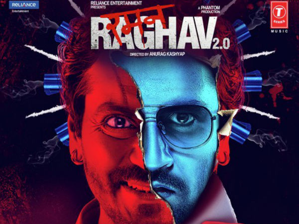 Raman Raghav 2.0 Movie Review Ratings Plot