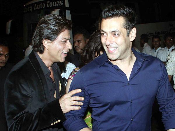 Salman Khan Opens Up About Shahrukh Khan's Raees!