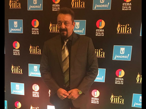 Sanjay Dutt Upset At IIFA Awards 2016 Madrid