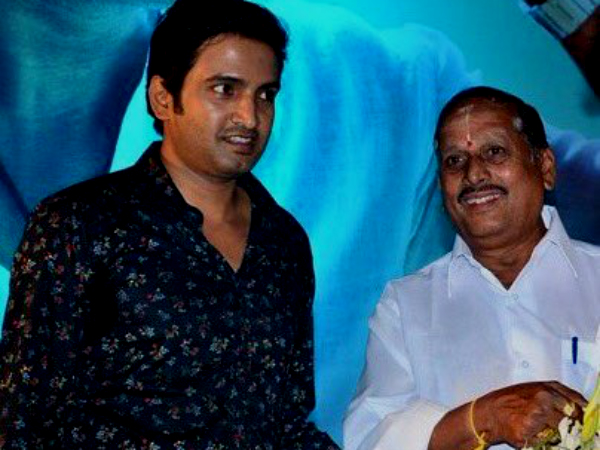 Actor Santhanam S Father Neelamegam Passes Away Filmibeat