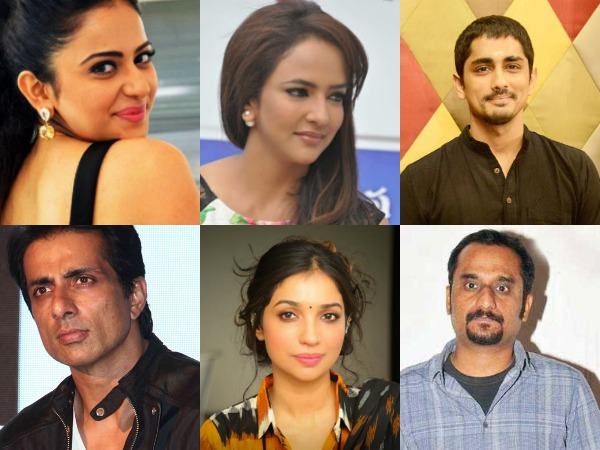 Tollywood Celebs Comes In Support Of Udta Punjab Team