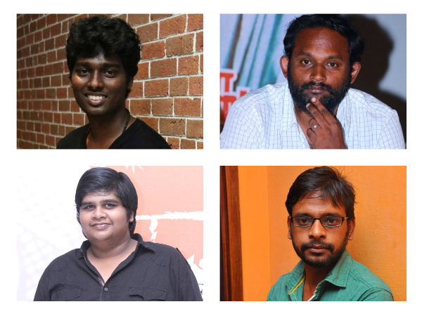Upcoming Tamil Directors
