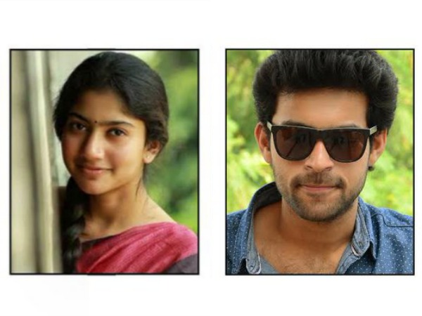 Varun Tej Teams Up With Premam Actress Sai Pallavi