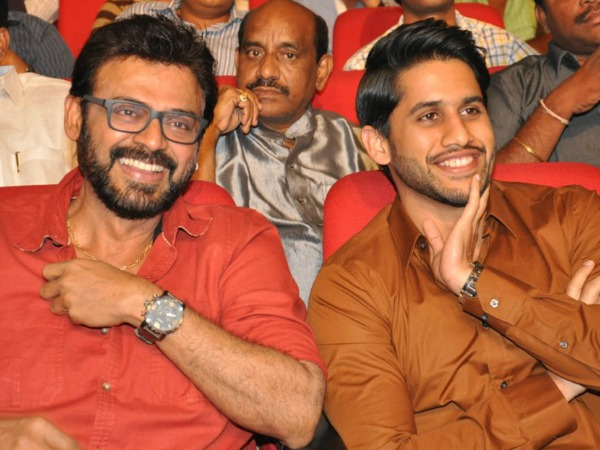 Venkatesh's Cameo In 'Premam' Is Designed Exclusively!