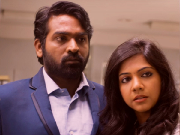 Vijay Sethupathi & Madonna In KV Anands Film